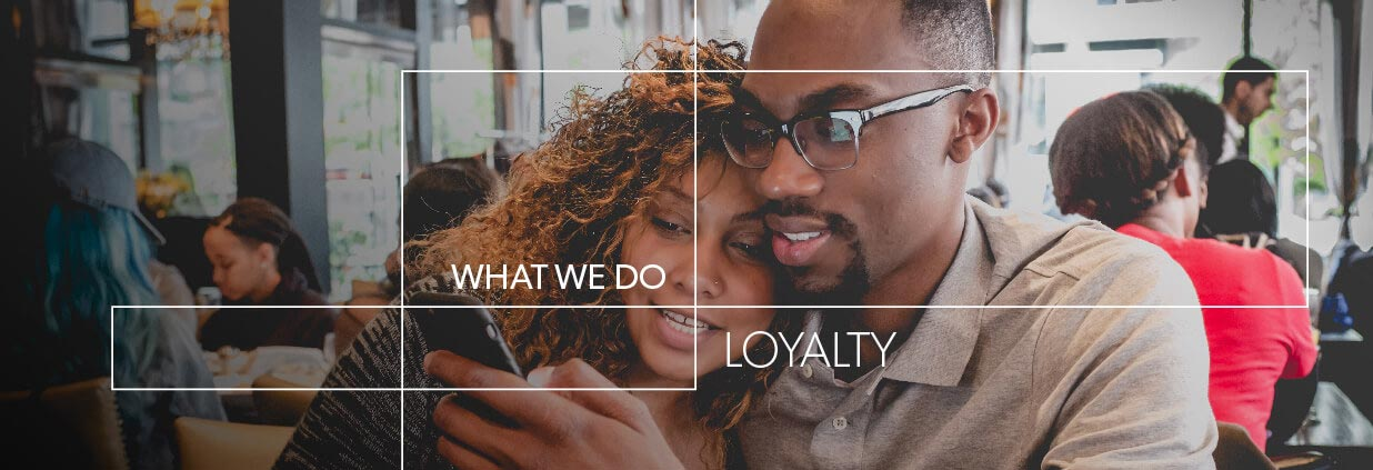 WHAT WE DO - LOYALTY