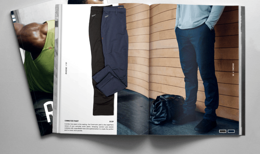 Rhone catalogue image pants