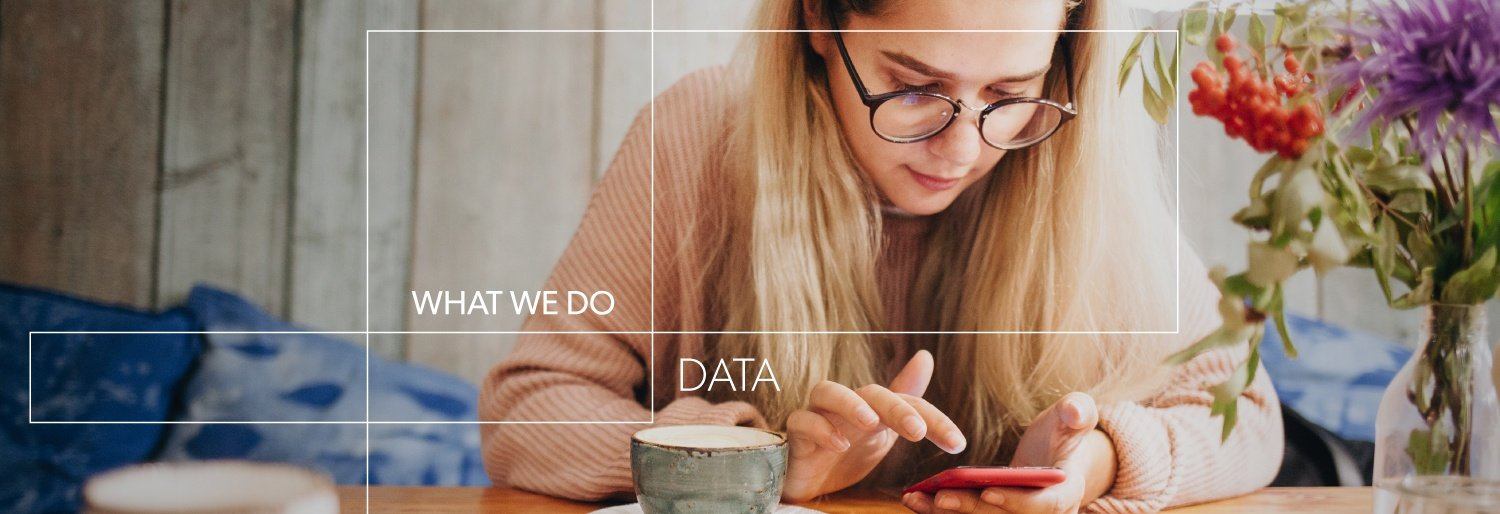 What We Do: DATA