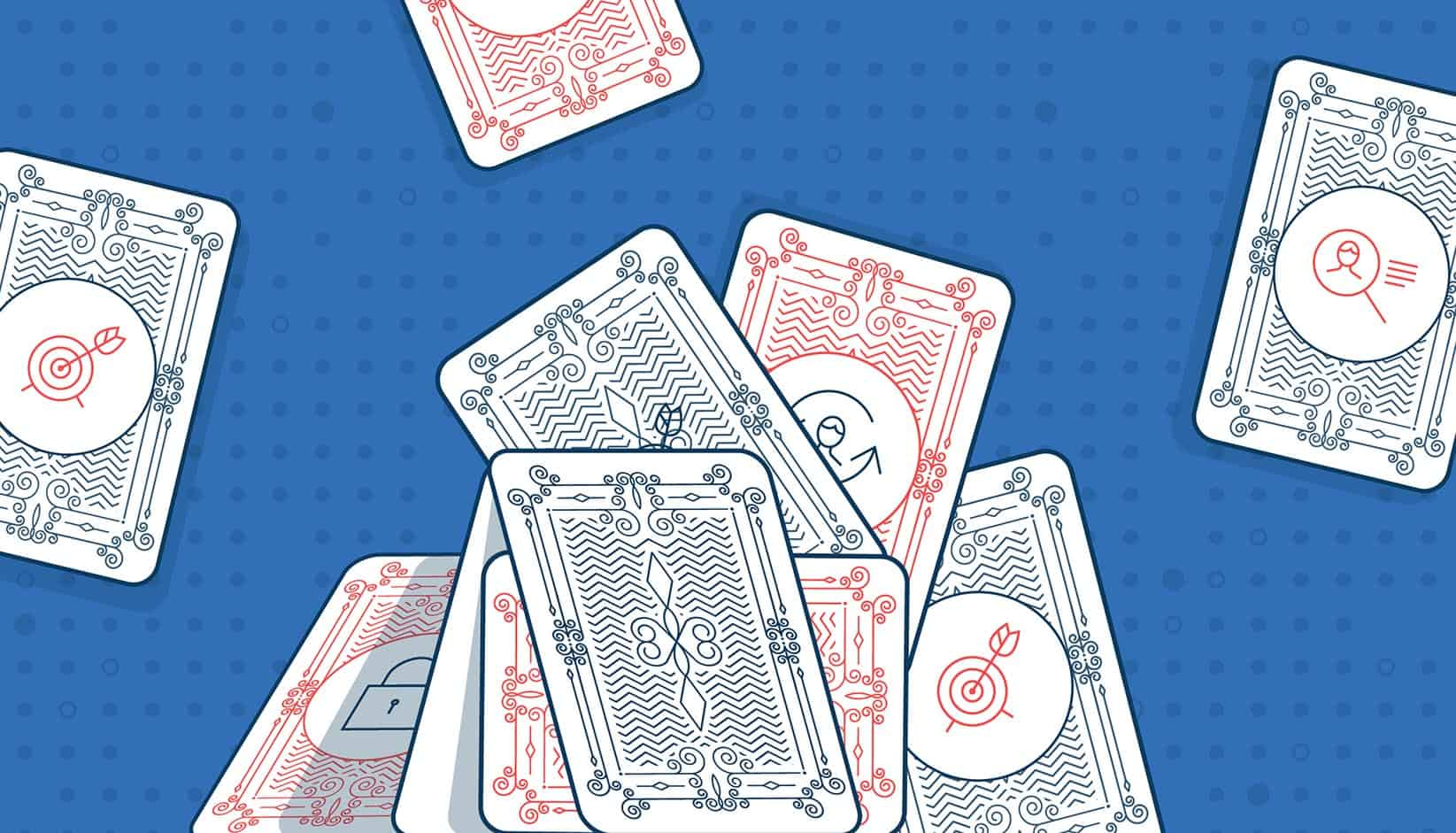Identity program house of cards